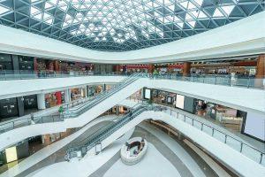 Sicherheit in Einkaufszentren