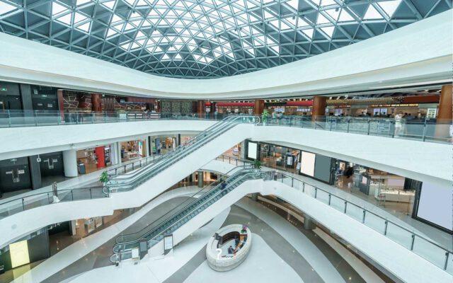 Secura Sicherheit in Einkaufszentren