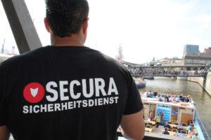 Secura Baustellenbewachung