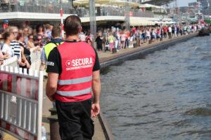 Secura-Sicherheitsdienst-Hafengeburtstag 2018