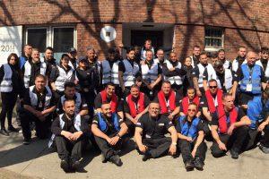 SECURA-Sicherheitsdienst-Team