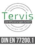 Tervis-Zertifizierungen-GmbH-Sicherheit