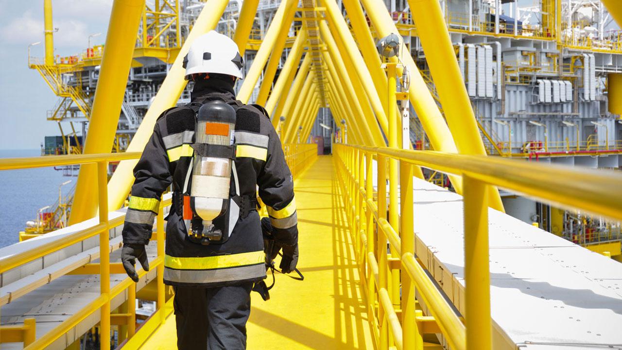 Arbeitssicherheit Petrochemie